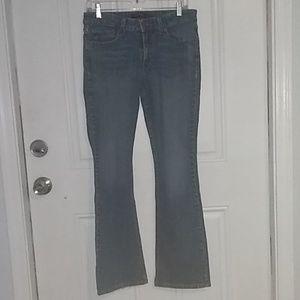Levi's Super Low Jeans